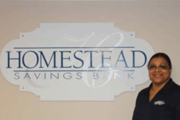 Christine Pressley Compliance-Audit Specialist at Homestead Savings Bank in Albion, Michigan
