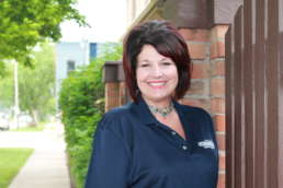 Stephanie Nichols, Loss Mitigation Manager for Homestead Savings Bank in Albion Michigan